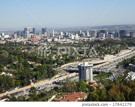 Los Angeles landscape 17642279