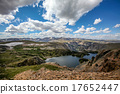 Scenic view along the Beartooth Highway in Montana 17652447