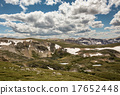 Scenic view along the Beartooth Highway in Montana 17652448