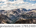 Scenic view along the Beartooth Highway in Montana 17652489