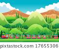 สีเขียว,เขียว,รถไฟ 17655306