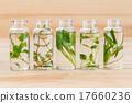 Bottle of essential oils. 17660236