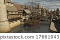船 帆船 航海 17661043