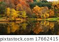 Idyllic autumn scenery 17662415