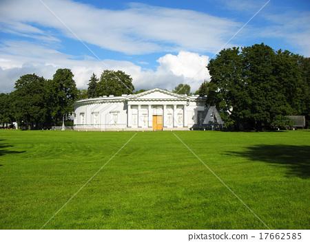 Kitchen Building Yelagin Palace. St. Petersburg 17662585