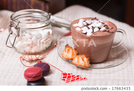 cup of cocoa 17663435