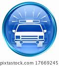 按鈕 汽車 車 17669245