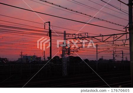 Sunset _ fall 17670605