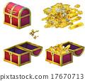 百寶箱 鑰匙 時代 17670713