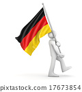 Flag of Germany 17673854