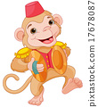 Musical Monkey 17678087
