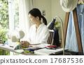 自由職業者 縫紉 在家 17687536