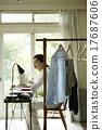 縫紉 媽媽 母親 17687606