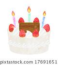 装饰 蛋糕 生日 17691651