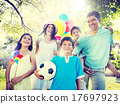 Family Happiness Parents Holiday Vacation Activity Concept 17697923