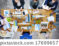 Business People Technology Working Office Concept 17699657