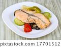 烤 蔬菜 沙拉 17701512
