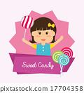 糖果 甜點 甜品 17704358