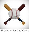 Baseball design 17704411