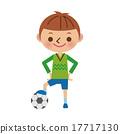 vector, vectors, football 17717130