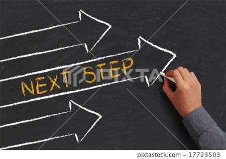 Next Step Concept 17723503