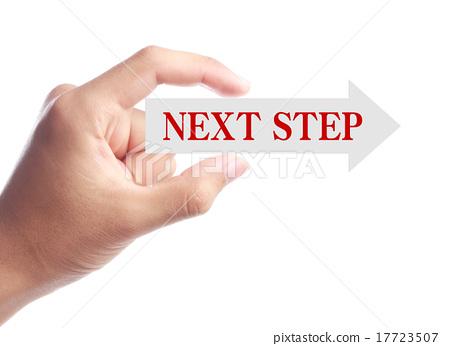 Next Step Concept 17723507