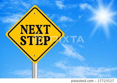 Next Step Concept 17723527
