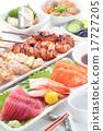 日式料理 和食 日本菜餚 17727205
