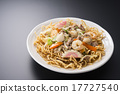 甜 扇貝 炒蕎麥麵 17727540