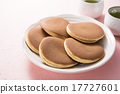 dorayaki, dessert, snack 17727601