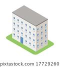 公寓大楼 17729260