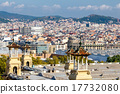 View of Barcelona. 17732080