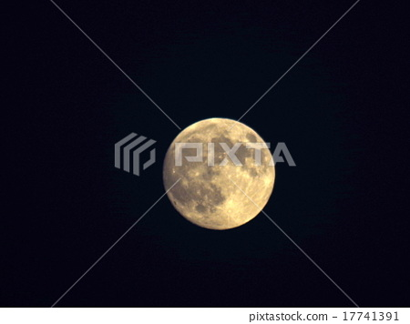 보름달 _ 슈퍼 문 17741391