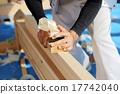 美人蕉 木匠 建築業 17742040