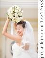 結婚禮服 婚紗 婚禮 17742653