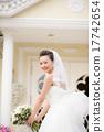 結婚禮服 婚紗 婚禮 17742654