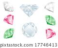 jewel, gem, gems 17746413