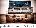 old suitcase 17747533