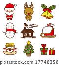 크리스마스 세트 17748358