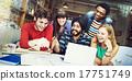 meeting, blueprint, brainstorming 17751749