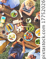 Friends Friendship Outdoor Dining People Concept 17752026