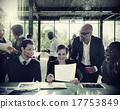 การประชุม,ทีม,ทีมงาน 17753849