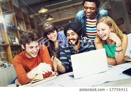 Designer Teamwork Brainstorming Planning Interior Concept 17756411