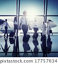 Airport Pilot Cabin Crew Professional Occupation Concept 17757634
