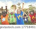 Children Playful Friendship Friends Child Concept 17758461