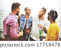Celebration Cheers Hipster Drinking Together Friends Concept 17758478