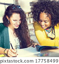 Women Discussion Research Teamwork Concept 17758499