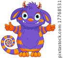 Striped Monster 17768531