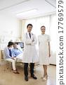 white robe nurse 17769579