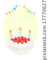 生日 生日蛋糕 草莓蛋糕 17770627